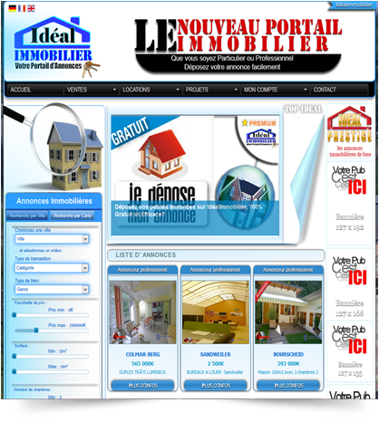 Ideal immobilier